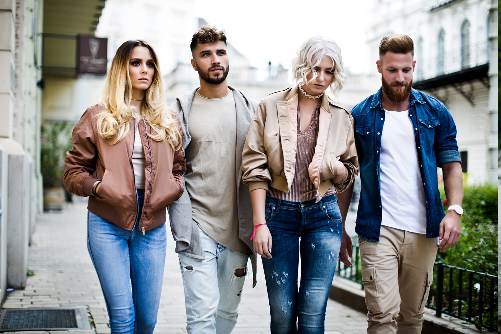Unsere Street Style Kollektion