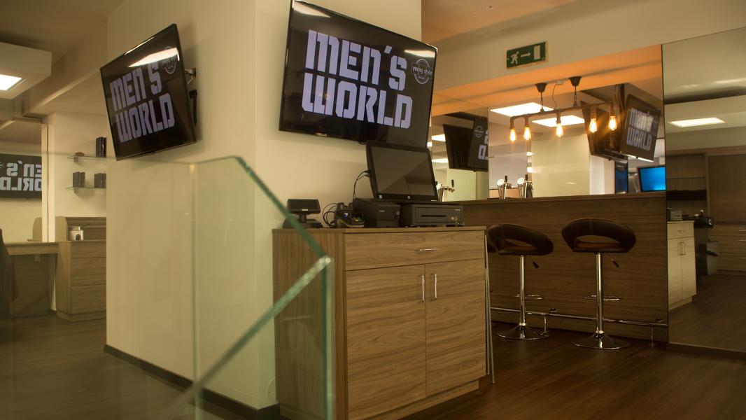 Die neue young style Men's World