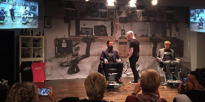 Wella Barbershop Night by Holger Maas