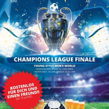 Das Champions League Finale in der Men's World
