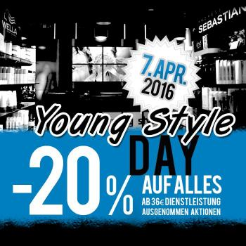 young style day in allen Salons