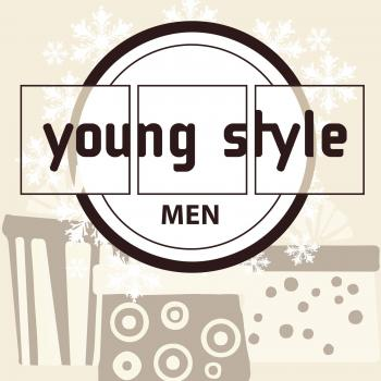 young style men Winteraktionen