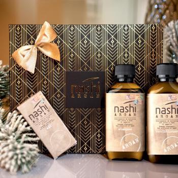 Nashi Argan Geschenkebox als Weihnachtsgeschenk