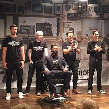 Wella Barbershop Night by Holger Maas