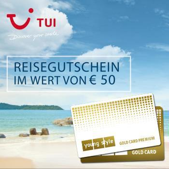 Alle Infos zur young style Gold Card